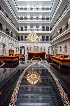 Hotel Prestige Budapest   Visionnaire Home Philosophy