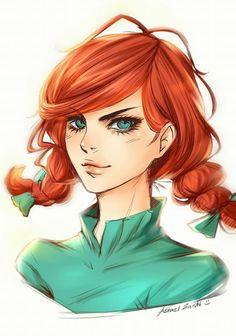 Wendy(s)~By Azrael Santi