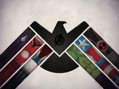 DKNG Studios » The Avengers // Art Print