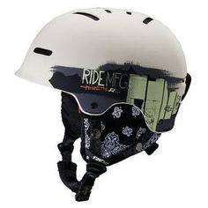 Ride Duster Snowboard Helmet  #snowboard helmets #ski helmets