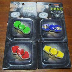 Luminous Rotating Fidget Hand Spinner Multi-shaped Fingertips Fingers Gyro Reduce Stress //Price: $5.39 & FREE Shipping //     #fidget  #spinner