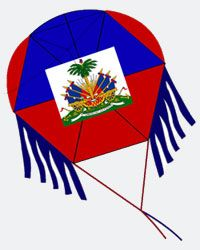Kylti Haitian Kite Design.  In remembrance of the Haiti earthquake victims.  Ordering information.