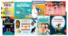 Tavaszi könyvújdonságok - könyvek kisiskolásoknak, kezdő olvasóknak: könnyített olvasmányok, kalandos történetek, ismeretterjesztő és szórakoztató könyvek. Books, Libros, Book, Book Illustrations, Libri