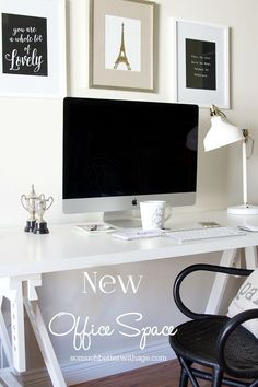 My New Office Space | So Much Better With Age