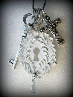I Am the Door (John 10:9) Necklace