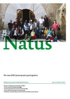 Butlletí de l'Associació de Naturalistes de Girona
