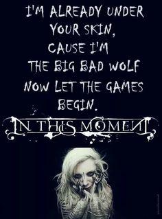 Big Bad Wolf Sayings