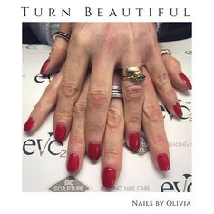 Bio Sculpture gel nails gorgeous red Breaking Dawn Bio Sculpture Gel is free of Formaldehyde Formaldehyde Resin Toluene DBP or Camphor is strictly animal cruelty FREE and VEGAN Bio Sculpture Gel Nails, Breaking Dawn, Animal Cruelty, Nail Care, Cruelty Free, Brighton, Class Ring, Resin, Beautiful