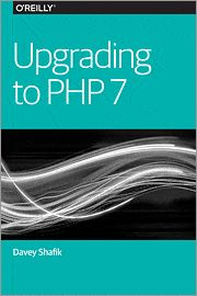 O'Reilly just published a free mini eBook from Davey Shafik about Upgrading to PHP 7. This eBook has 80 pages and is available in ePub, Mobi, and PDF.  #php #php7