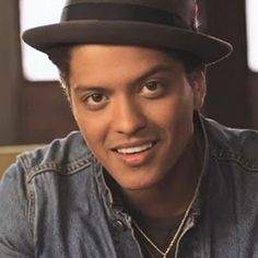 @Bruno Mars