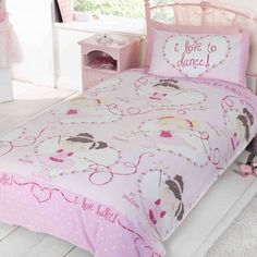 Over 200 Single Duvet Cover Sets In Stock for Toddlers, Boys and Girls. Next Day Delivery and Free UK Mainland Delivery for Orders Over Single Bedding Sets, Double Bedding Sets, Pink Bedding Set, Double Duvet Covers, Single Duvet Cover, Cot Bedding, Boy Girl Bedroom, Pink Bedroom For Girls, Pink Bedrooms