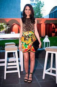 Kelly talamas Editor editor in chief Vogue Mx 2013