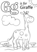 Letters and Alphabet coloring pages | Free Coloring Pages