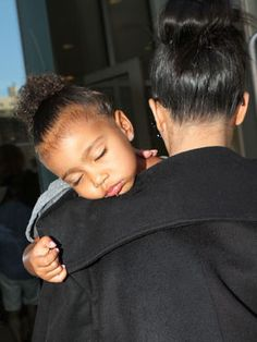 North West Cat Napping