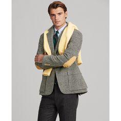Shop the men's The Jacket at the world of Ralph Lauren. Browse our designer men sport coats & blazers today. Jacket Drawing, Polo Ralph Lauren, Blazer, Tweed Jacket, Sport Coat, Mannequin, Timeless Fashion, Kids Outfits, Jackets