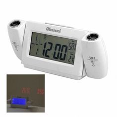Colorful Digital Alarm Clocks: Digital Alarm Clocks - Top-clocks.com