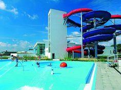 Tobogány - Aquapark Uherské Hradiště