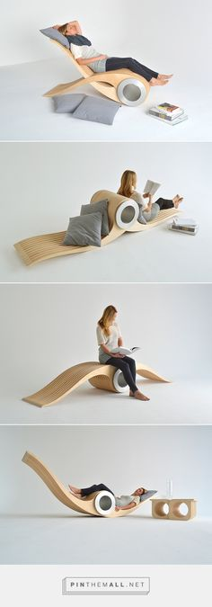 EXOCET Chair on Behance...