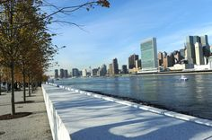 Kahn's FDR Four Freedoms Park Opens in NYC!