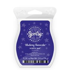 Scentsy blueberry cheesecake