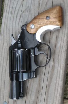 Colt Cobra .38 spl Loading that magazine is a pain! Get your Magazine speedloader today! http://www.amazon.com/shops/raeind