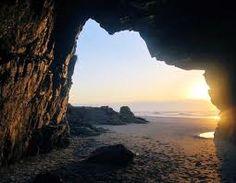 ilha do mel - gruta das encantadas -