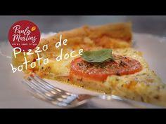 Viver sem Trigo por Paula Martins - Torta salgada Lowcarb (Couve-flor) - YouTube