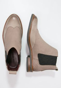 Low Boots Marc O'Polo Boots à talons - taupe taupe: 189,00 € chez Zalando (au…