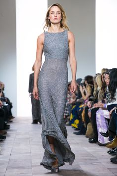 A look from the Michael Kors Fall 2015 RTW collection.