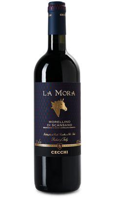 La Mora Morellino di Scansano. #wine