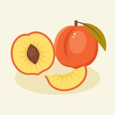 How to Create a Peach Illustration in Adobe Illustrator  Design Psdtuts