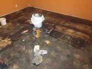 Asbestos Floor Tile Black Mastic Issue Forum Bob Vila Tile Floor Flooring Asbestos Tile