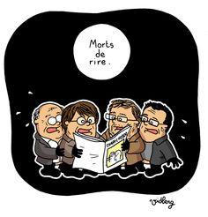 Dessin de Vidberg - Hommage des dessinateurs blogueurs de Le Monde http://bandedessinee.blog.lemonde.fr/2015/01/08/lhommage-a-charlie-des-blogueurs-du-monde/ #jesuischarlie