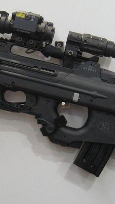 FN F2000, 5.56×45mm, NATO, assault rifle,