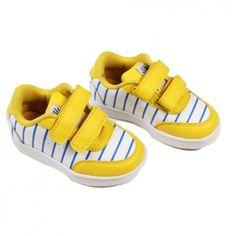 Mini Rodini Stripe Sneaker White #kids #shoes