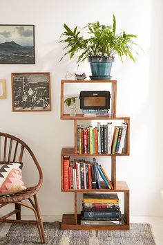 Shift Shelf