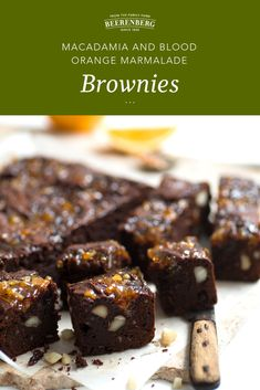 If you love a sweet hit in the mornings, these brownies are the perfect breakfast for you. 15 minutes to prepare, 30 minutes to cook and makes 20.   Click the image to download this recipe from our FREE 100 recipes eBook. Breakfast In Bed, Perfect Breakfast, Vegetarian Tart, Pulled Lamb, Bed Recipe, Strawberry Jam, Blood Orange, Lunch Recipes, Mornings