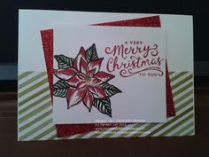 Stampin' Up! - Stamp With Michelle: Reason for the Season Blitz #3
