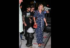 Taylor Swift Is A Total Third Wheel As She Steps Out With Gigi Hadid & Zayn Malik!