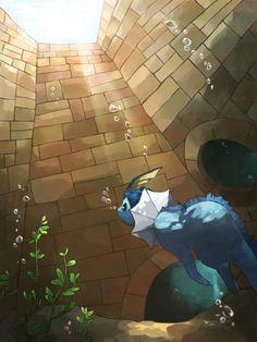 All about pokemon, games and cartoons Pokemon Fusion, Eevee Pokemon, Gif Pokemon, Pokemon Eeveelutions, Eevee Evolutions, Pokemon Fan Art, Digimon, Images Kawaii, Pet Anime