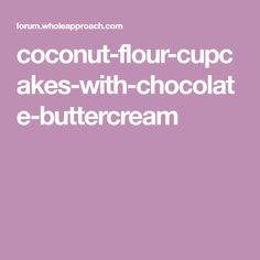 coconut-flour-cupcakes-with-chocolate-buttercream