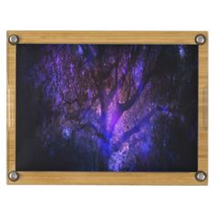 Mystic Tree Cheese Board