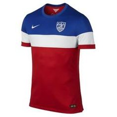 The latest US Soccer merchandise is in stock at FansEdge. Enjoy fast shipping and easy returns on all purchases of US Soccer gear, apparel, and memorabilia with FansEdge. Soccer Gear, Us Soccer, Basketball Jersey, Nike Soccer, Soccer Uniforms, Girls Soccer, Soccer Equipment, Basketball Hoop, Boys