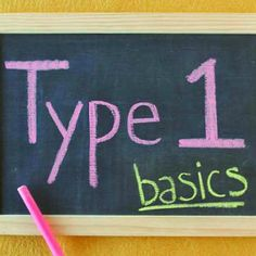 What You Should Know About Type 1 Diabetes