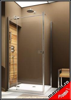 cabina dus dreptunghiulara, cabina dus Vera, cabina dus 120 x 100 cm Tall Cabinet Storage, Mirror, Furniture, Home Decor, Cabins, Faucet, Decoration Home, Room Decor, Mirrors