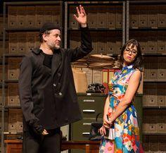 .: Última semana de #MorteAcidentaldeUmAnarquista no #TeatroFolha