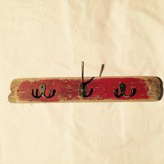 Garderoben - Garderobe/Schmuckaufhänger aus Treibholz/Holz - ein Designerstück von Narrischguad bei DaWanda