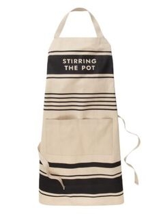 "Loving these aprons from #KateSpade.  My favorite is ""Eat Cake For Breakfast"""