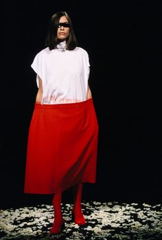 Maison Margiela Spring 2001 Ready-to-Wear Fashion Show