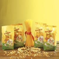 Espaguetis de maíz orgánicos sin gluten